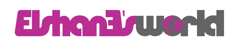 Elshane's world Logo